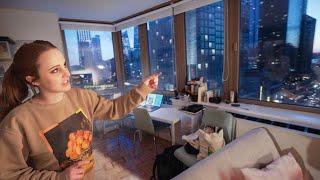 My $3,500 Manhattan Apartment ( 1 Bedroom Tour )