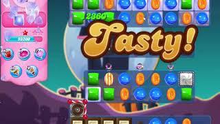 Candy Crush Saga Level 3887 NO BOOSTERS