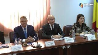 Preşedintele Iohannis participă la şedinţa CSM