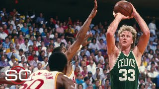 Larry Birds Top 10 Moments With The Boston Celtics | SportsCenter
