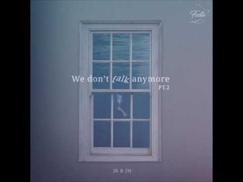 [FESTA 2017] BTS (방탄소년단) Jimin, JK 'We don't talk anymore'