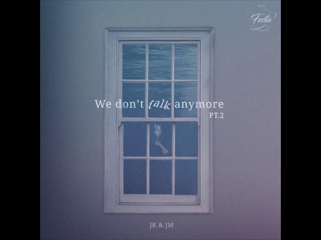 [FESTA 2017] BTS (방탄소년단) Jimin, JK 'We don't talk anymore'