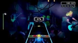 Rock Band 4 Miracle Man 100% FC Expert Guitar