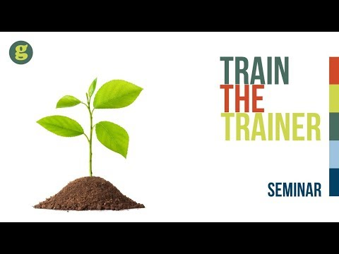 Train the Trainer Seminar - YouTube