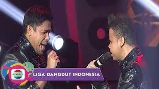 SERBA HITAM! Arif Dan Fildan Berhasil Menggetarkan Panggung Dan Hati Dewan Dangdut | LIDA Top 6