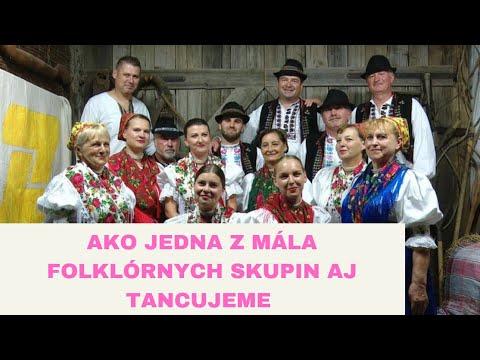 FOLKLÓR NA ZEMPLÍNE – Folklórna skupina Komanička