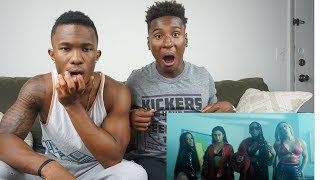 Fifth Harmony  AngelOfficial Music Video Reaction