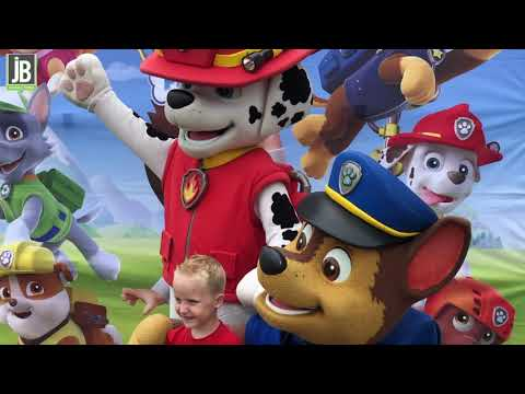 Paw Patrol Meet and Greet Inhuren of Boeken? | JB Productions