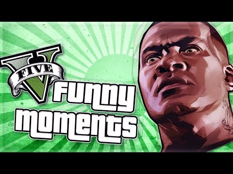 GTA 5 Funny Moments: Twerking, Cloning Glitch, Jet Fight & More! (GTA V Online)