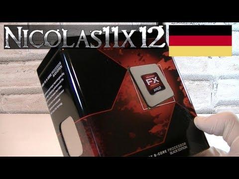 [DEUTSCH] AMD FX-8350 CPU Testbericht