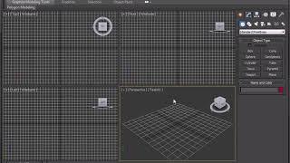3D STUDIO MAX İLE İÇ VE DIŞ MEKAN MODELLEME