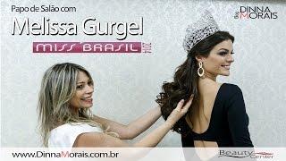 Melissa Gurgel Miss Universe Brazil 2014 Interview
