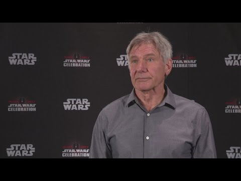 Harrison Ford on Carrie Fisher: I'll miss her