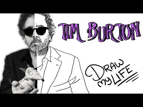 TIM BURTON | Draw My Life