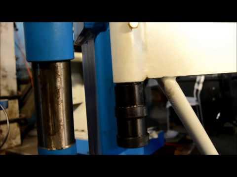 Сегментальный листогиб Metal Master MTB 3S