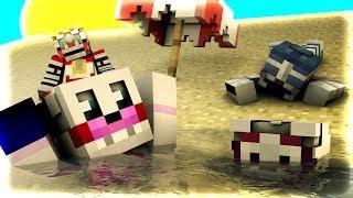 Minecraft Fnaf Beach Adventure (Minecraft Roleplay)