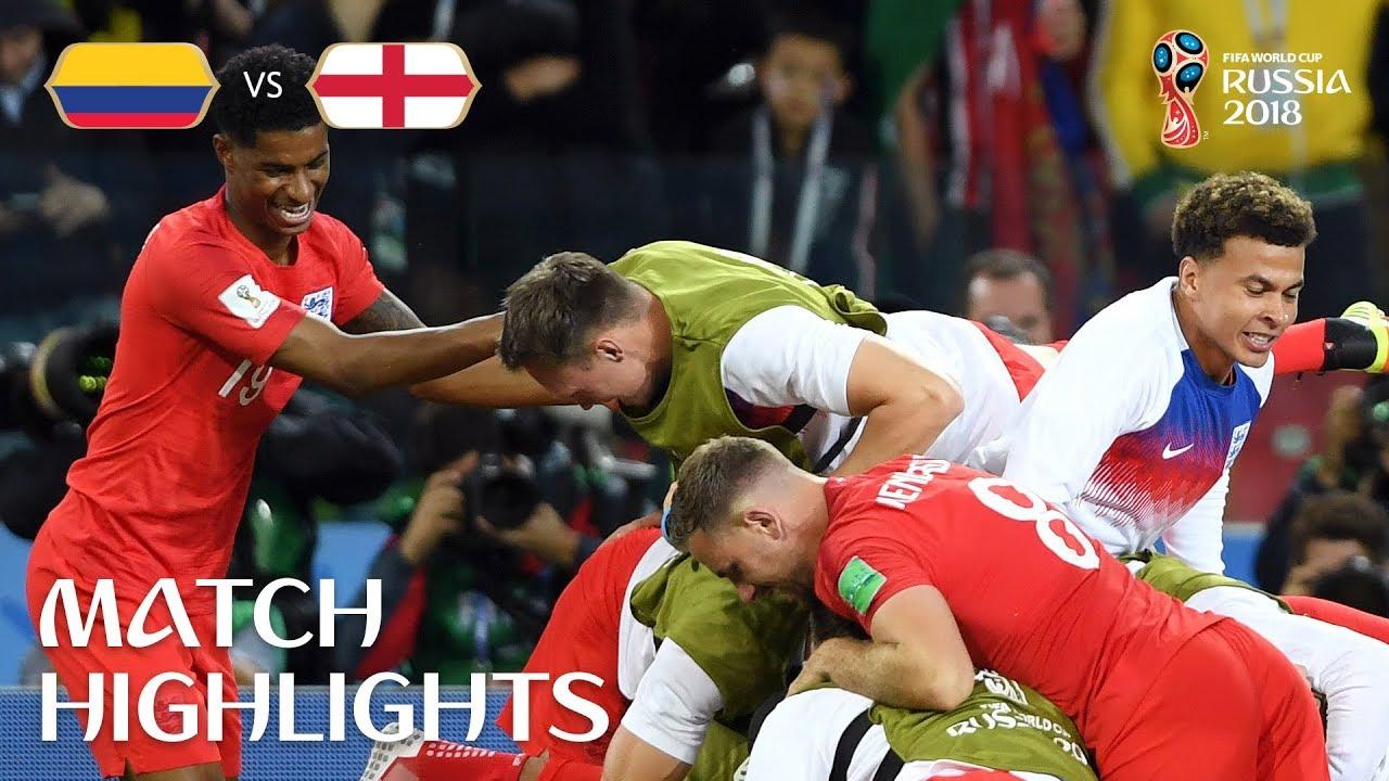 Aγγλία-Κολομβία 1-1 (4-3 πεν.)