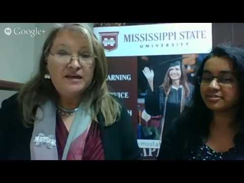 Hangout with Mississippi State University