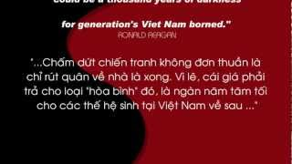 Ronald Reagan – Vietnam War
