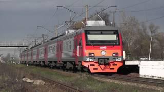 Электропоезд ЭТ4а-002