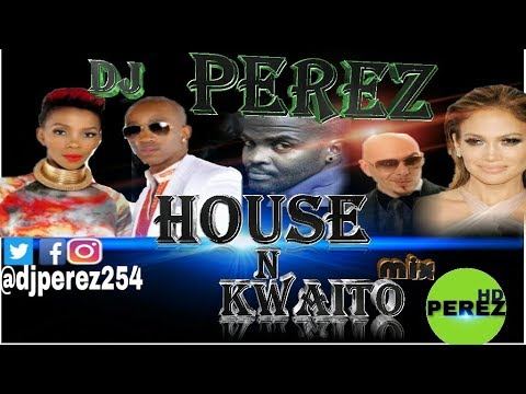 WORLD HOUSE MIX 2018 | KWAITO MIX 2018 | SOUTH AFRICAN HOUSE MIX 2018 |DJ PEREZ
