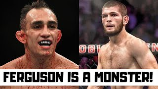 Khabib Nurmagomedov vs Tony Ferguson Signed - Early Thoughts and Prediction / Breakdown UFC