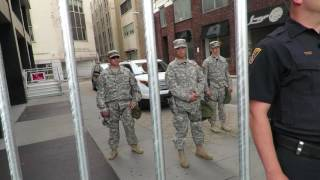 US.Army helps police - Video Youtube