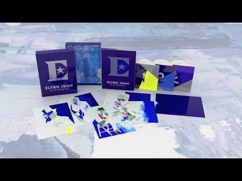 Elton John Diamonds 3CD Box Set