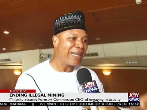 Ending Illegal Mining - The Pulse on JoyNews (25-7-18)