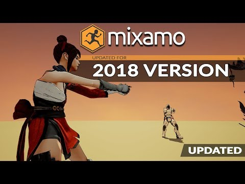 Character Animation With Adobe Mixamo for Beginners – 2018 Edition