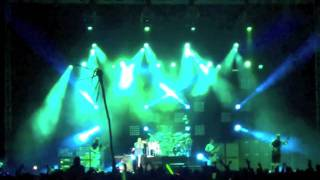 "311 - ""Creature Feature"" @ the Pow Wow Festival 2011"