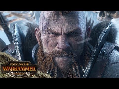 Total War: WARHAMMER - Norsca - Cinematic Trailer thumbnail