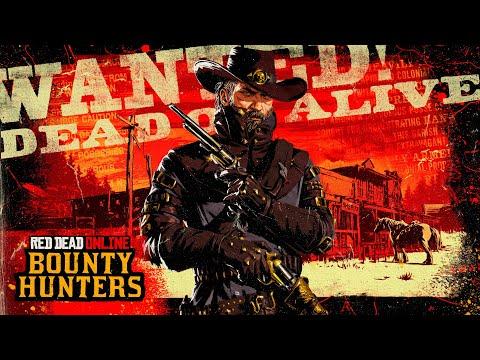 Red Dead Online: Bounty Hunters de Red Dead Online