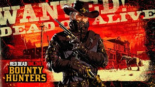Red Dead Online Bounty Hunters: New Legendary Bounty, Outlaw Pass No. 4, Bonuses & more