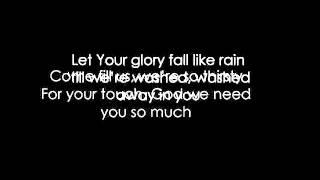 Aaron Gillespie   Washed Away Lyrics Video