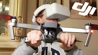DJI GOGGLES - FPV su MAVIC PRO / AIR / SPARK / PHANTOM! TEST e Prova Volo! - Recensione Unboxing ITA