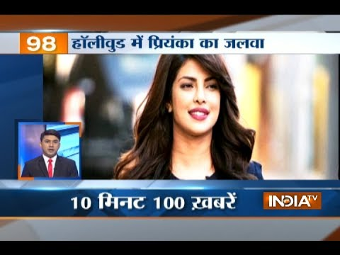 News 100 | 16 June, 2017 - India TV