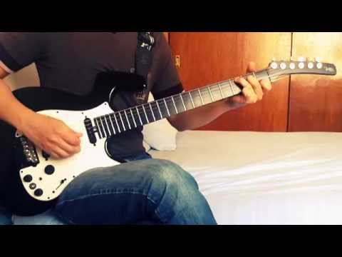 Lenny Kravitz - Can't get you off my mind (guitar cover)