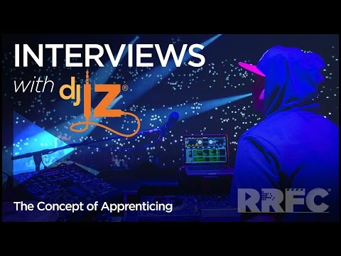 DJ IZ: The Concept of Apprenticing