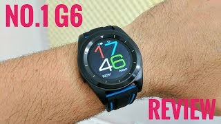 No.1 G6 Smartwatch REVIEW - a $30 Watch