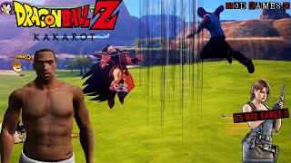 Dragon Ball Z Kakarot - MOD CJ