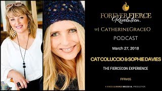 FFR35   Cat Coluccio and Sophie Davies - FierceCon Recap