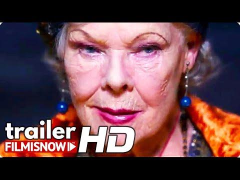Blithe Spirit Trailer Starring Judi Dench and Isla Fisher