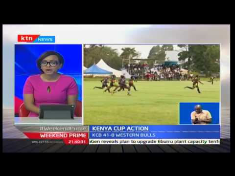 Weekend Prime: Strathmore Leos bags a win after edging Homeboyz to a narrow 33-32 win