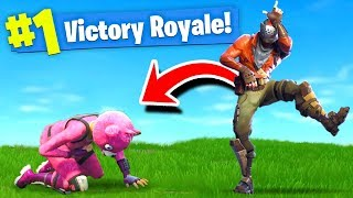 The Most *TOXIC* Players in Fortnite Battle Royale