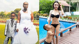 10 MOST UNUSUAL COUPLES IN THE WORLD