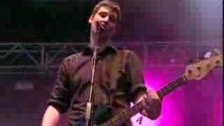 Benicassim 06 - The Futureheads - Back To The Sea