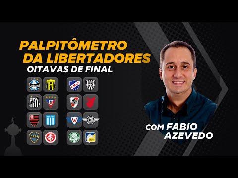 Palpitômetro da Liberta com Inter, Grêmio, Fla, Verdão, Santos e CAP! 'Pai Zevedin' crava quem passa