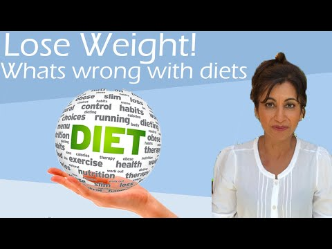 How to lose weight -What is wrong with Dieting?