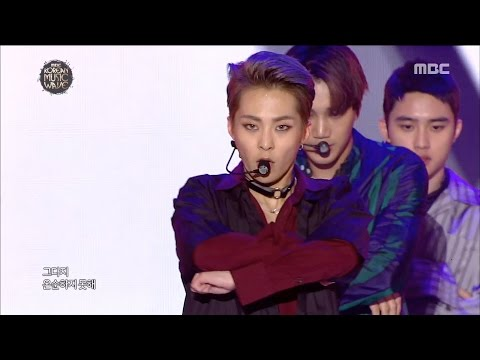 Download Hot Exo Monster 엑소 몬스터 Show Music Core 2016 Video 3GP